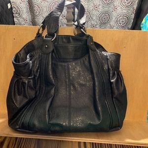The Limited Hobo Black Bag